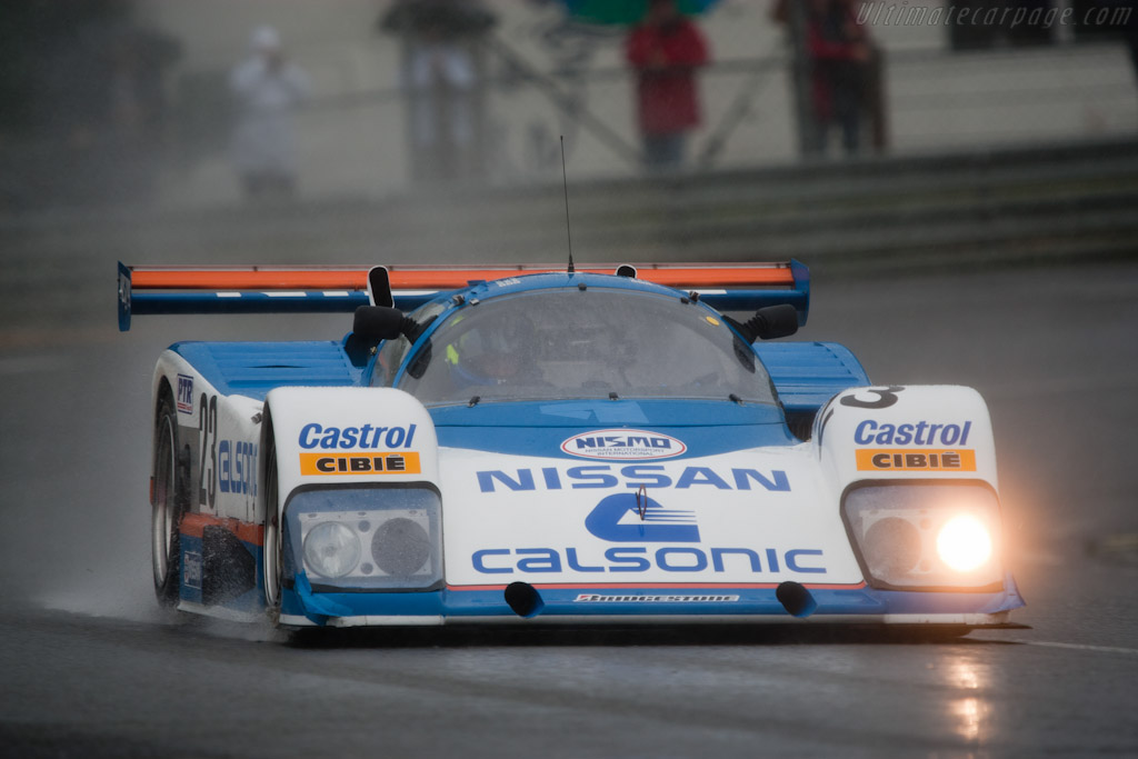 Nissan R88C - Chassis: 87G-3   - 2010 24 Hours of Le Mans