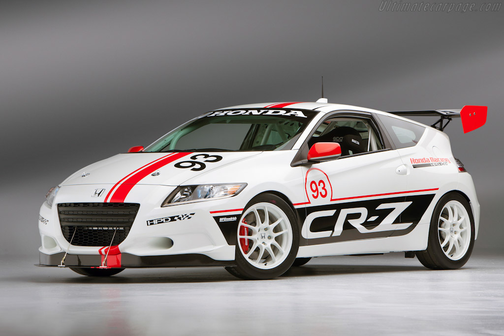 Click here to open the Honda HPD CR-Z Racer gallery