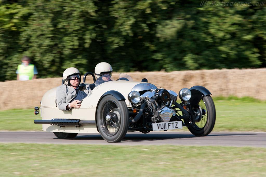 Morgan 3 Wheeler    - 2011 Goodwood Festival of Speed