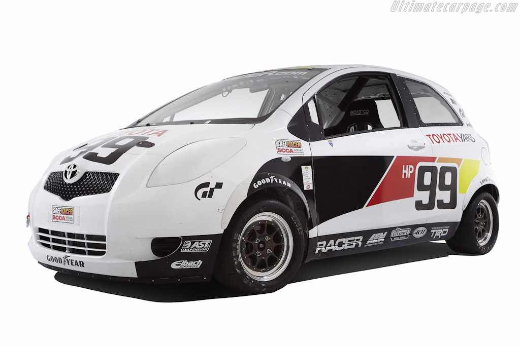 Click here to open the Toyota Yaris GT-S Club Racer gallery