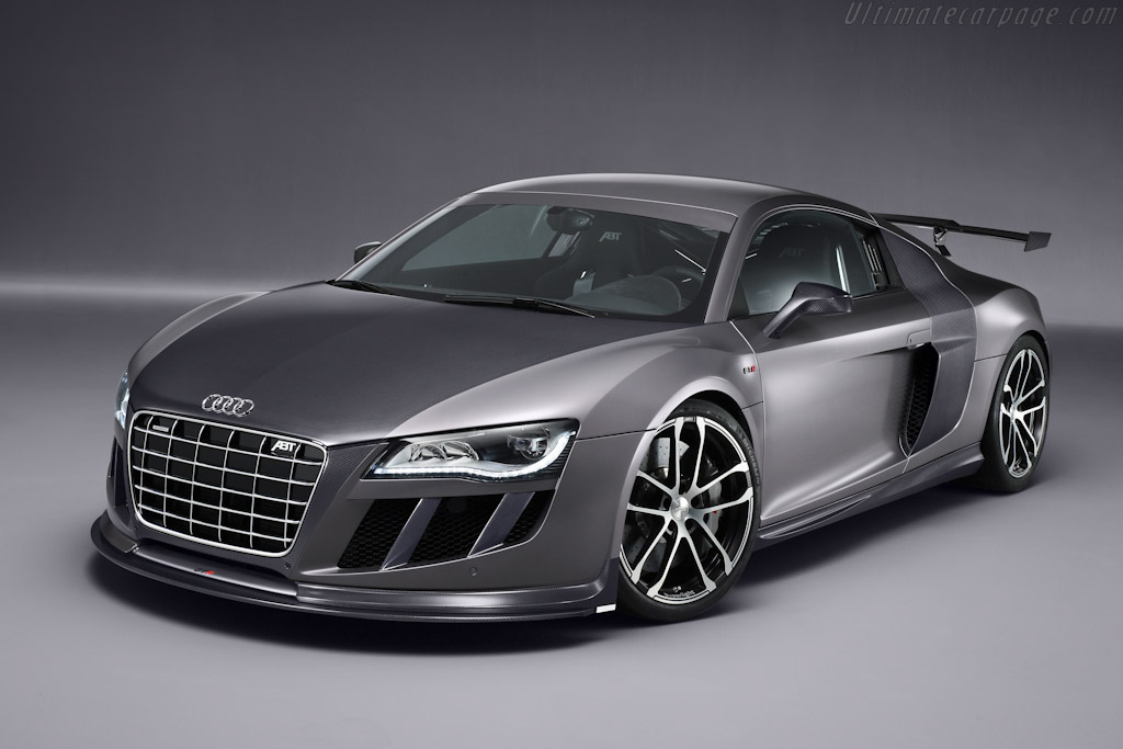 Click here to open the ABT R8 GT R gallery