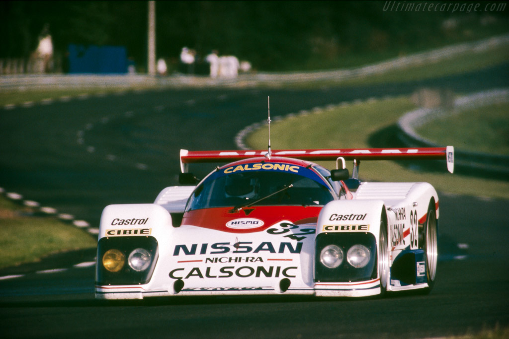 Click here to open the Nissan R87E gallery