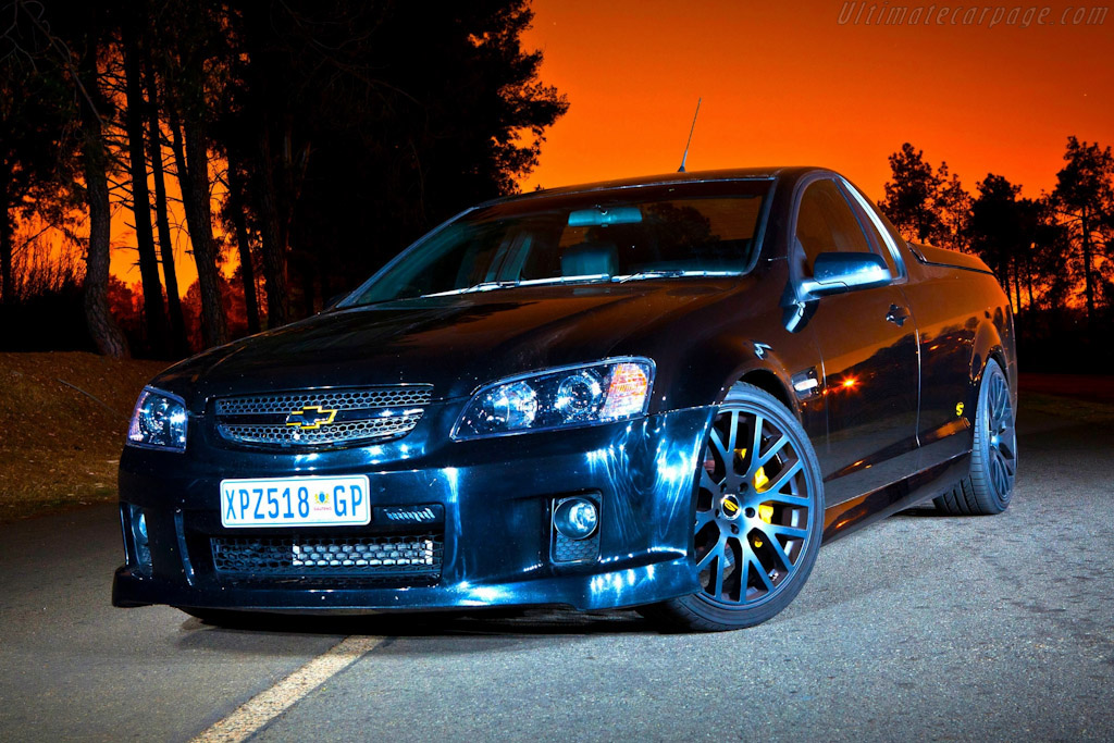 Click here to open the Chevrolet SuperUte gallery