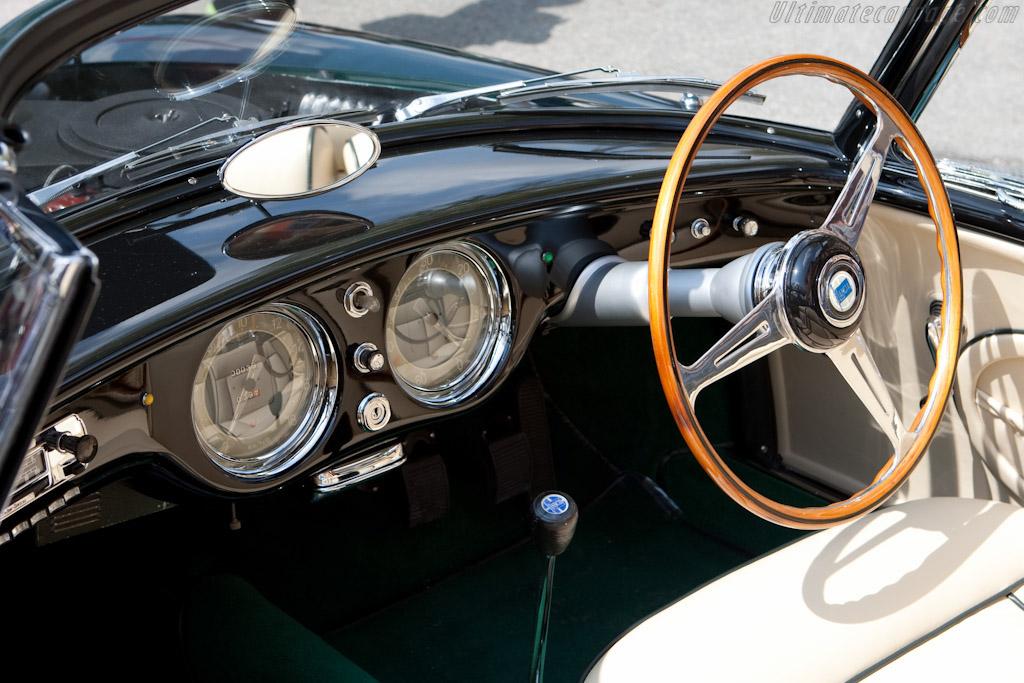 Lancia Aurelia B52 PF200 Cabriolet - Chassis: B52-1051   - 2010 Concorso d'Eleganza Villa d'Este