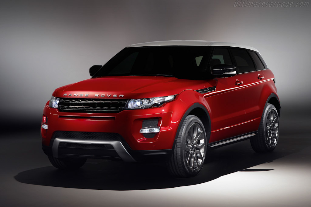 Click here to open the Land Rover Range Rover Evoque 5-Door gallery