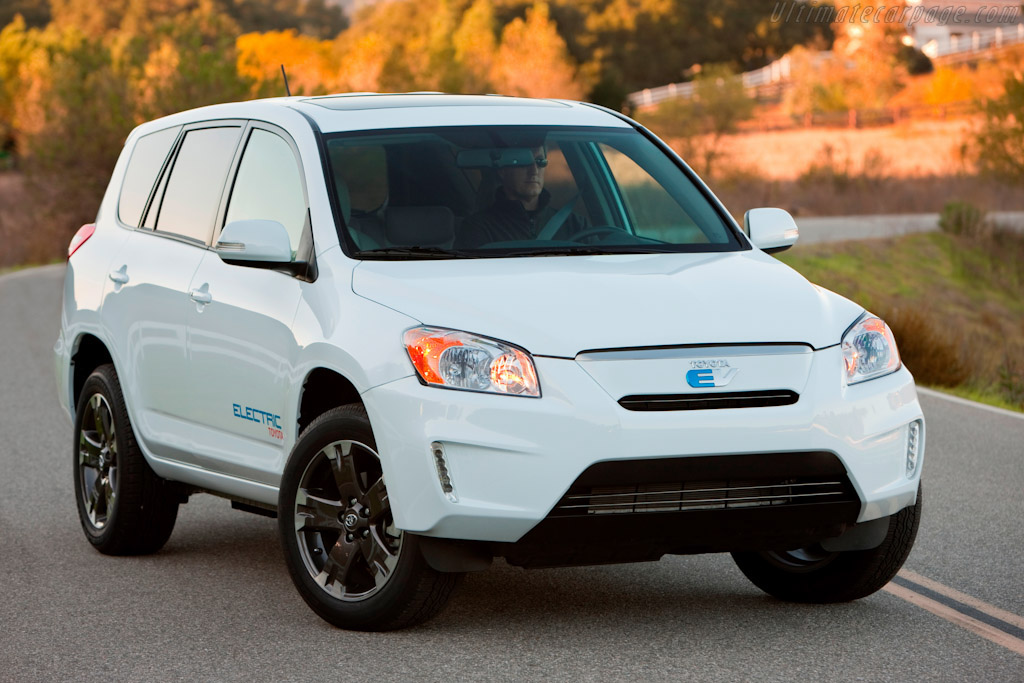 Click here to open the Toyota RAV4 EV Concept gallery