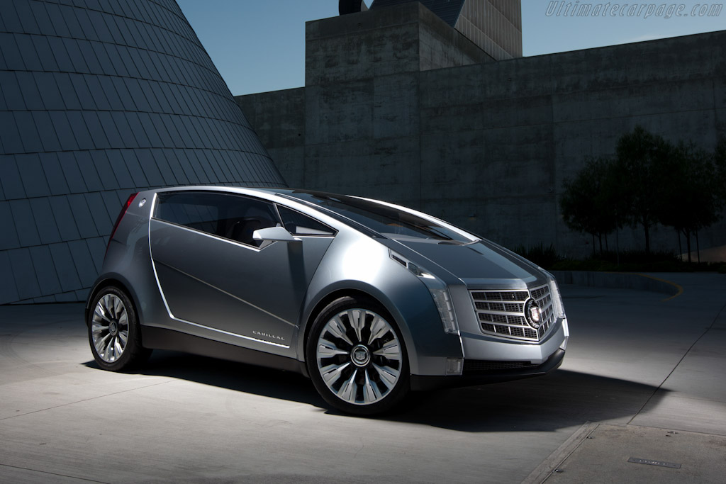Click here to open the Cadillac Urban Luxury Concept gallery