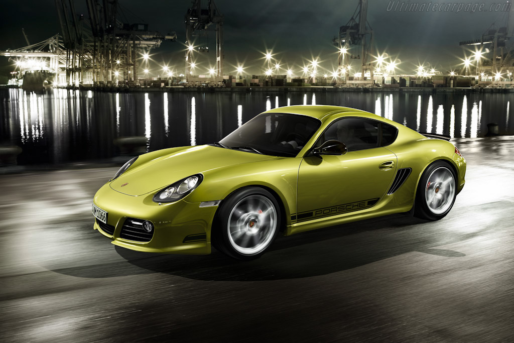 Click here to open the Porsche Cayman R gallery