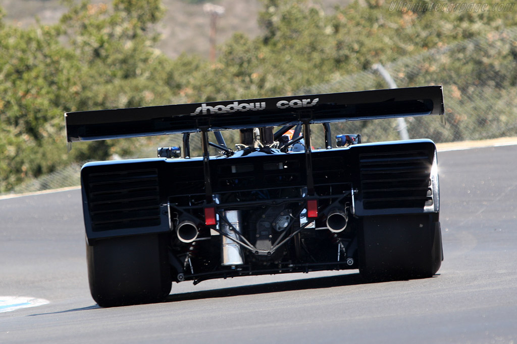 Shadow DN4 Chevrolet - Chassis: DN4-1P   - 2007 Monterey Historic Automobile Races