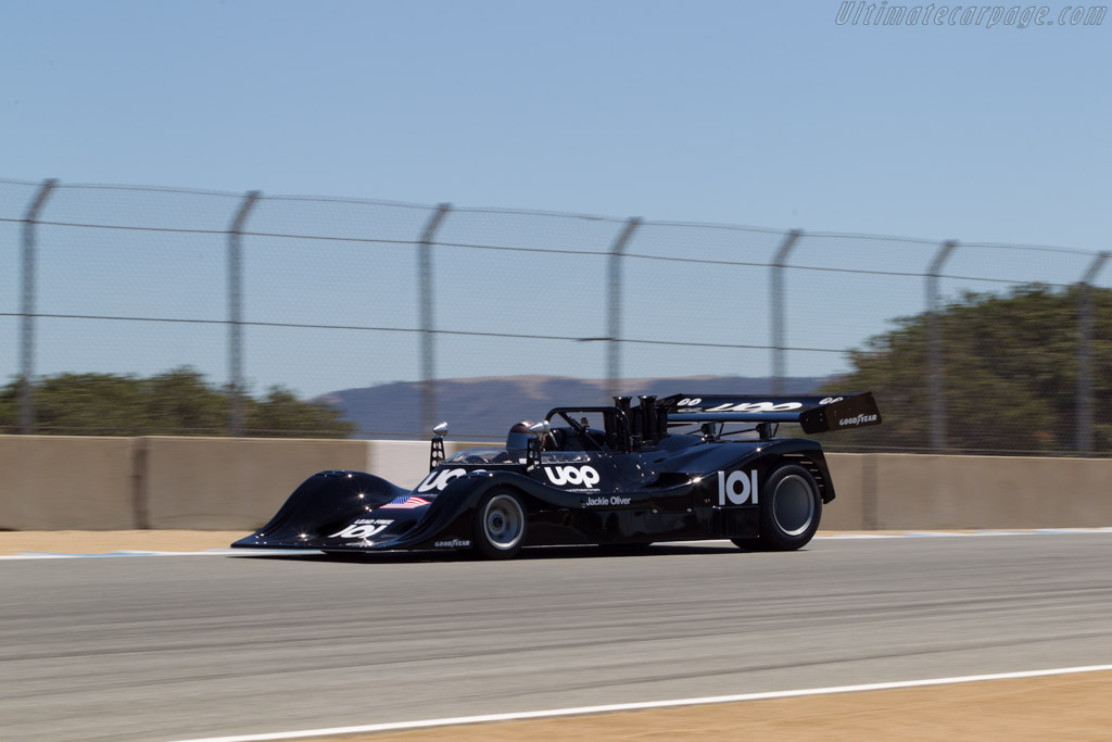 Shadow DN4 Chevrolet - Chassis: DN4-4A   - 2014 Monterey Motorsports Reunion