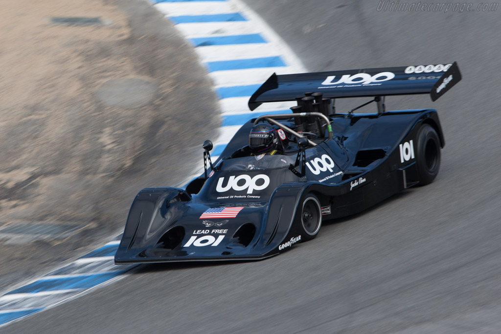 Shadow DN4 Chevrolet - Chassis: DN4-2A   - 2011 Monterey Motorsports Reunion