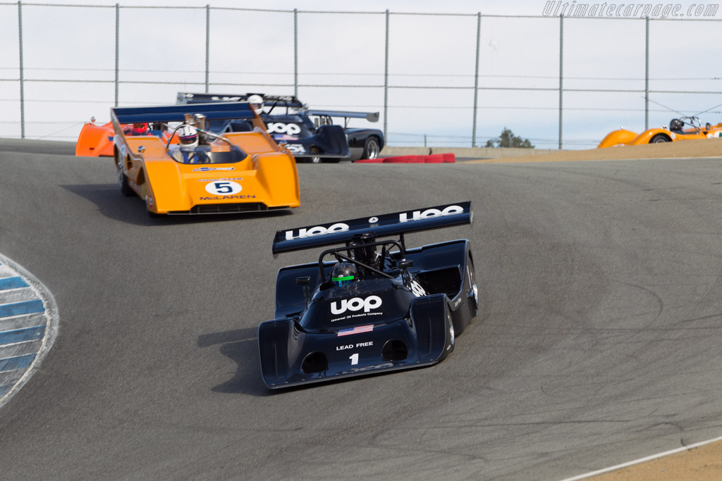 Shadow DN4 Chevrolet - Chassis: DN4-1P   - 2014 Monterey Motorsports Reunion