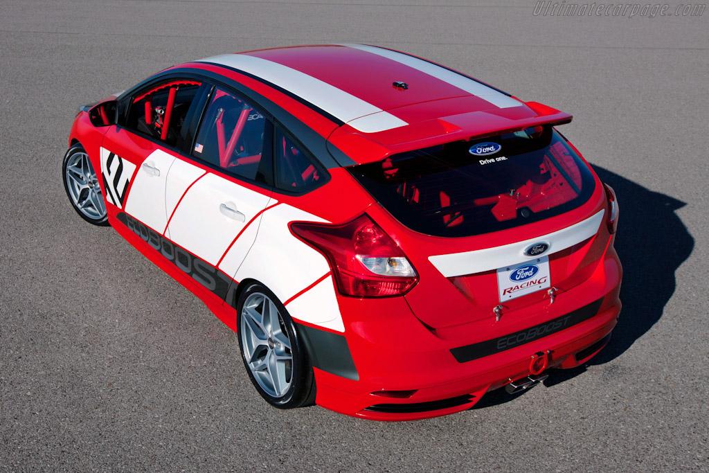 Ford Focus Race Car Concept