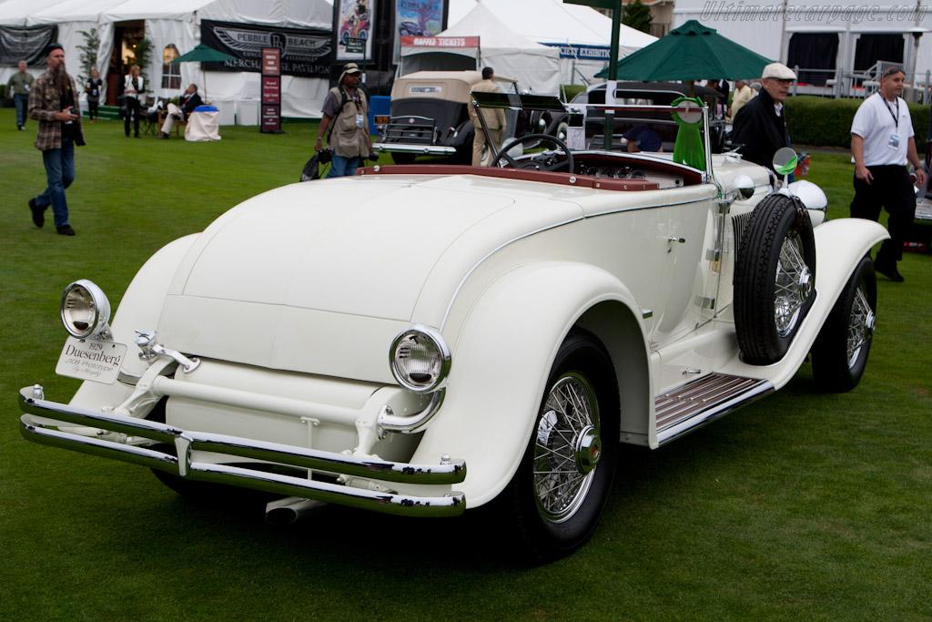 Duesenberg J Murphy Convertible Coupe - Chassis: 2134 J-108   - 2011 Pebble Beach Concours d'Elegance