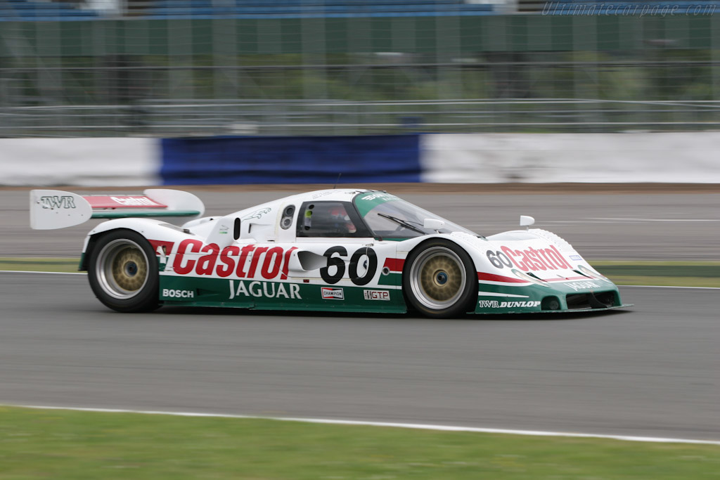 Jaguar XJR-10 - Chassis: 389   - 2005 Silverstone Classic