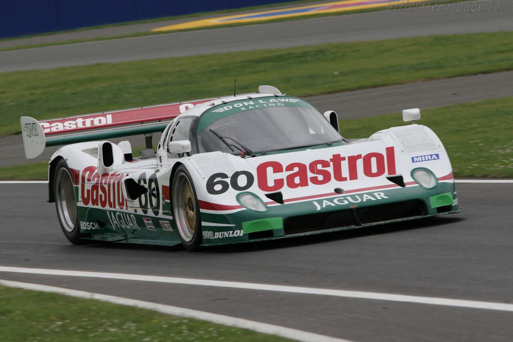 Jaguar XJR-10 - Chassis: 389   - 2005 Silverstone Classic