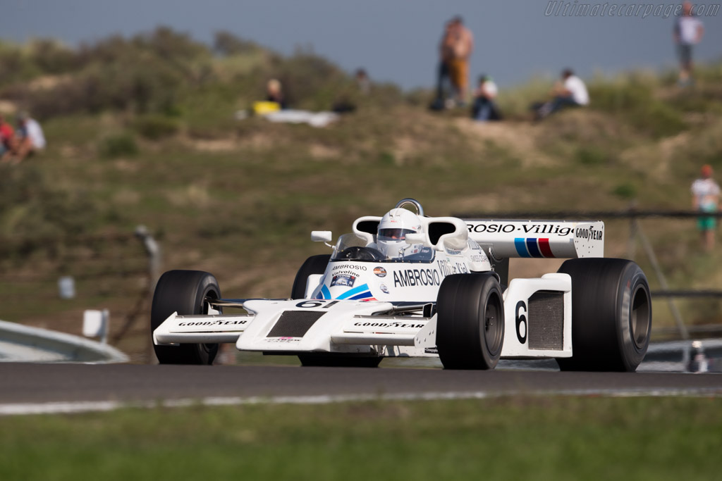 Shadow DN8 Cosworth - Chassis: DN8/6A   - 2015 Historic Grand Prix Zandvoort