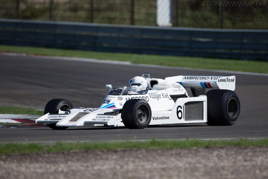 Shadow DN8 Cosworth - Chassis: DN8/6A   - 2015 Historic Grand Prix Zandvoort