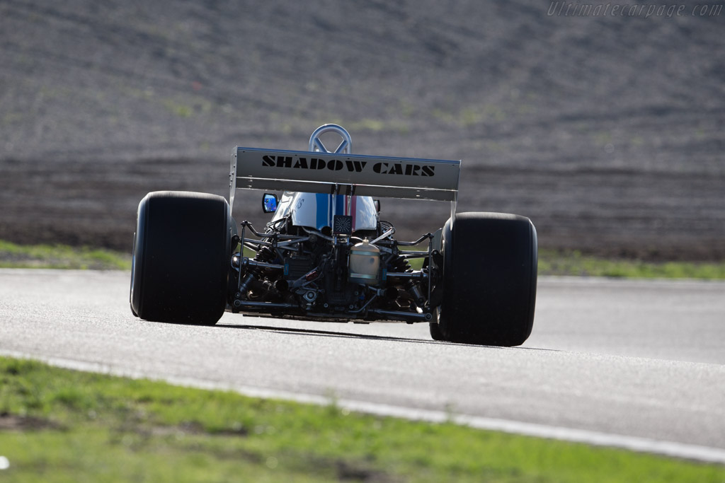Shadow DN8 Cosworth - Chassis: DN8/4A   - 2015 Historic Grand Prix Zandvoort