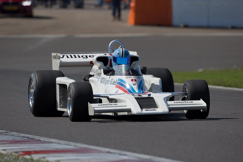 Shadow DN8 Cosworth - Chassis: DN8/4A   - 2015 Historic Grand Prix Zandvoort