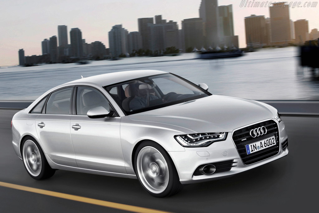 Click here to open the Audi A6 3.0 TDI quattro gallery