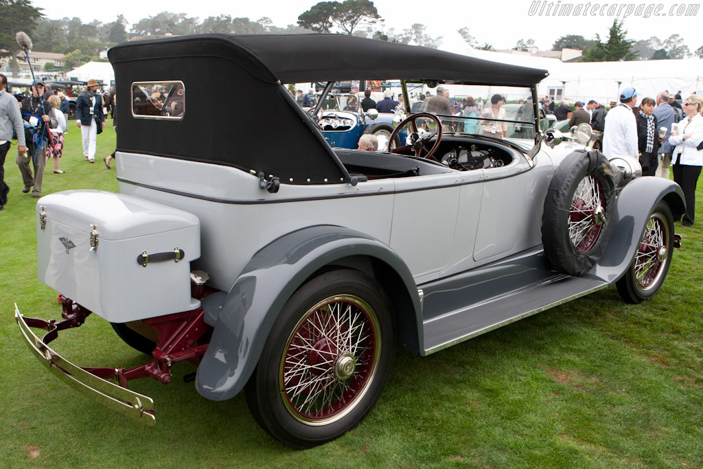 Duesenberg Model A Millspaugh & Irish Sport Phaeton - Chassis: 798   - 2010 Pebble Beach Concours d'Elegance