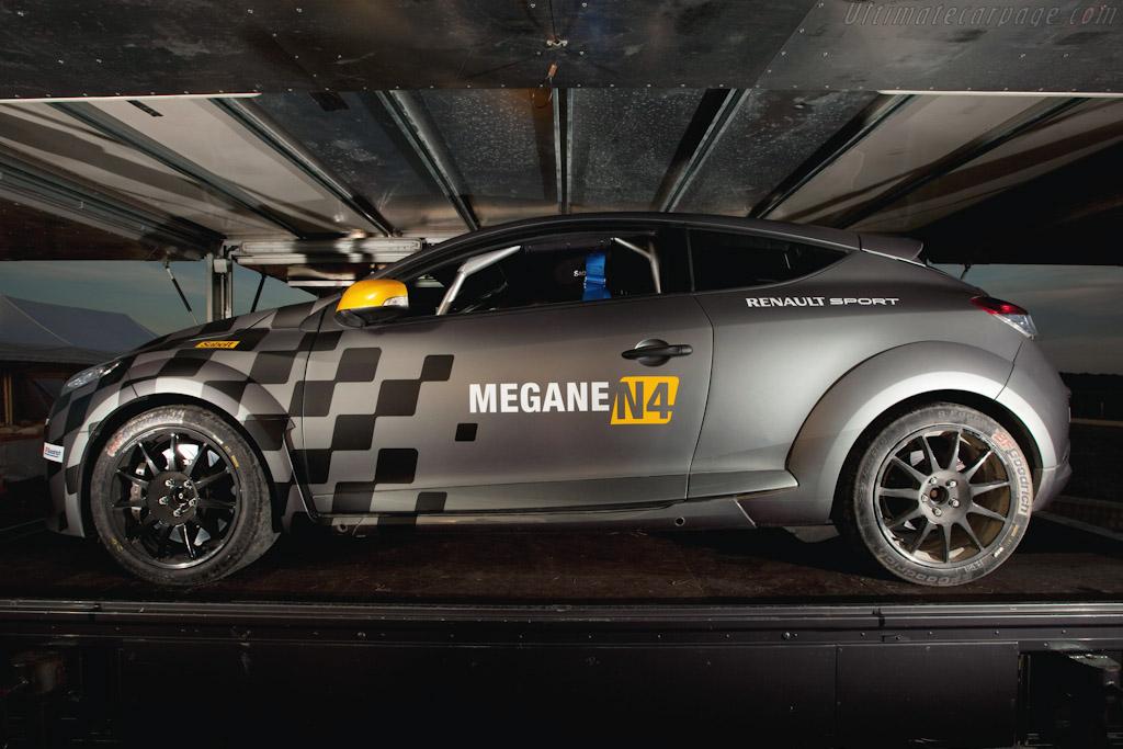 Renault Mégane RS N4
