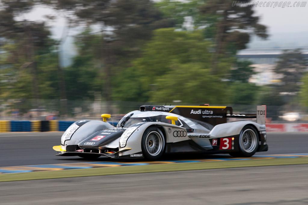 Audi R18 Tdi 2011 Le Mans Test