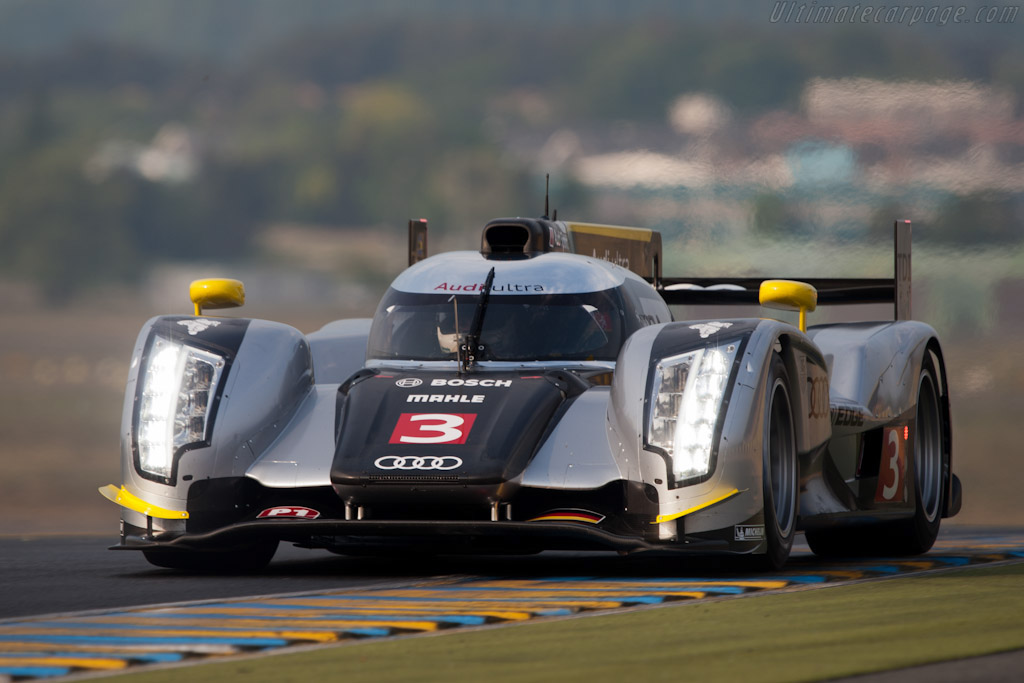 Audi R18 2018 >> Audi R18 TDI - 2011 Le Mans Test