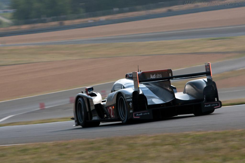 Audi R18 TDI    - 2011 Le Mans Test