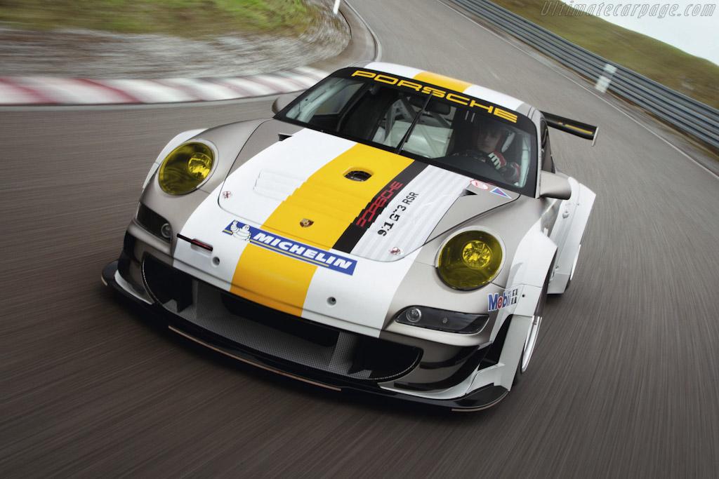 Porsche 997 GT3 RSR Evo '11