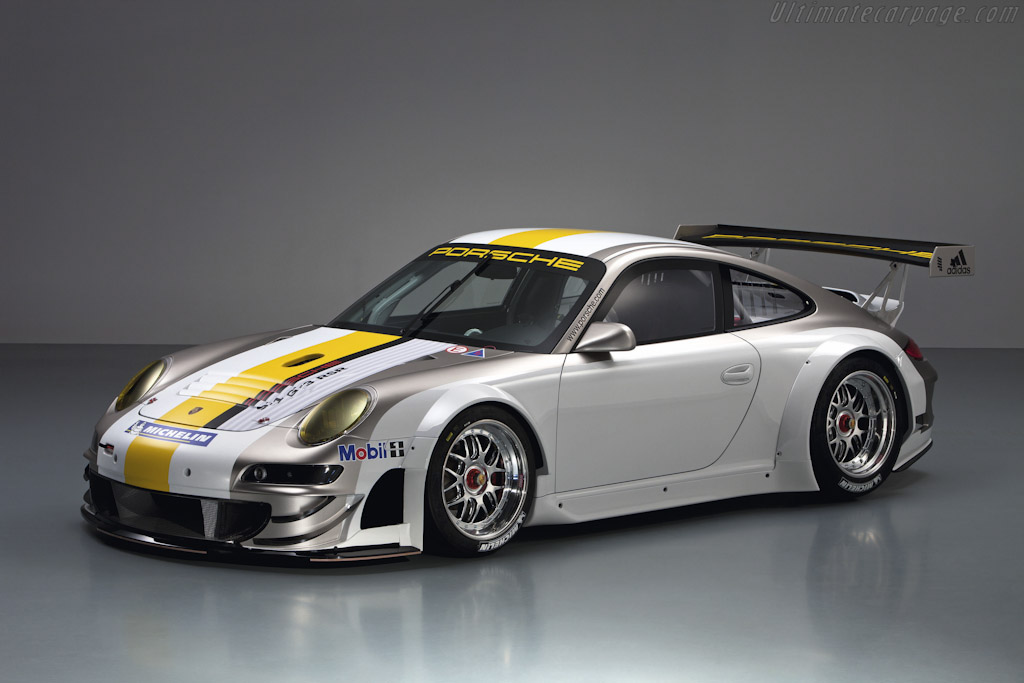 Click here to open the Porsche 997 GT3 RSR Evo '11 gallery