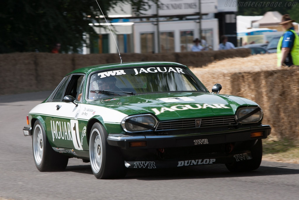 Jaguar XJ-S TWR Group A - Chassis: TWR JC 84A007   - 2010 Goodwood Festival of Speed
