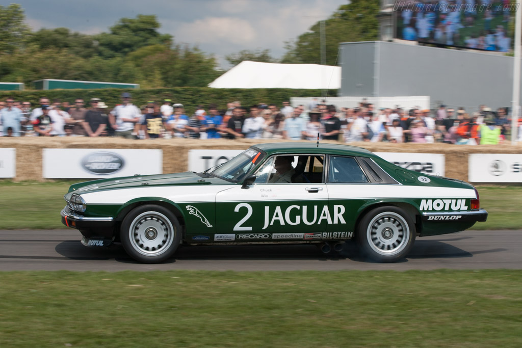 Jaguar XJ-S TWR Group A - Chassis: TWR JC 84A005   - 2011 Goodwood Festival of Speed