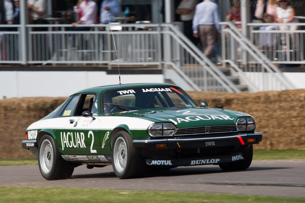 1982 - 1984 Jaguar XJ-S TWR Group A - Images, Specifications and ...