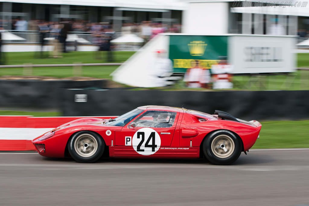 Ford GT40 'AM Lightweight' - Chassis: AM GT-2 - 2010 ...