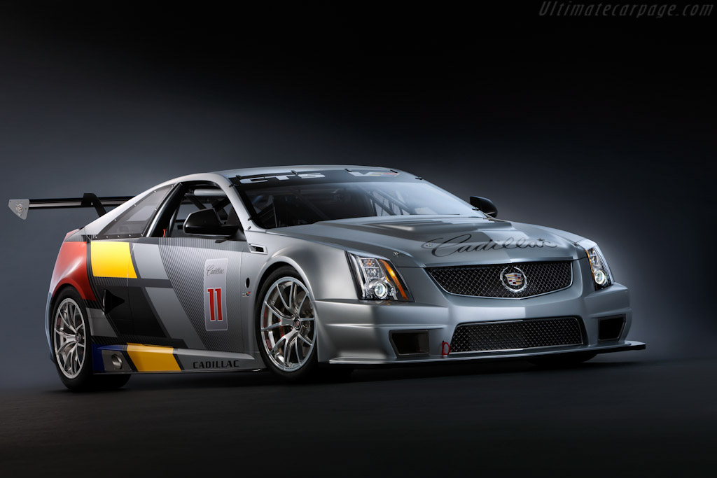 Click here to open the Cadillac CTS-V Coupe GT gallery