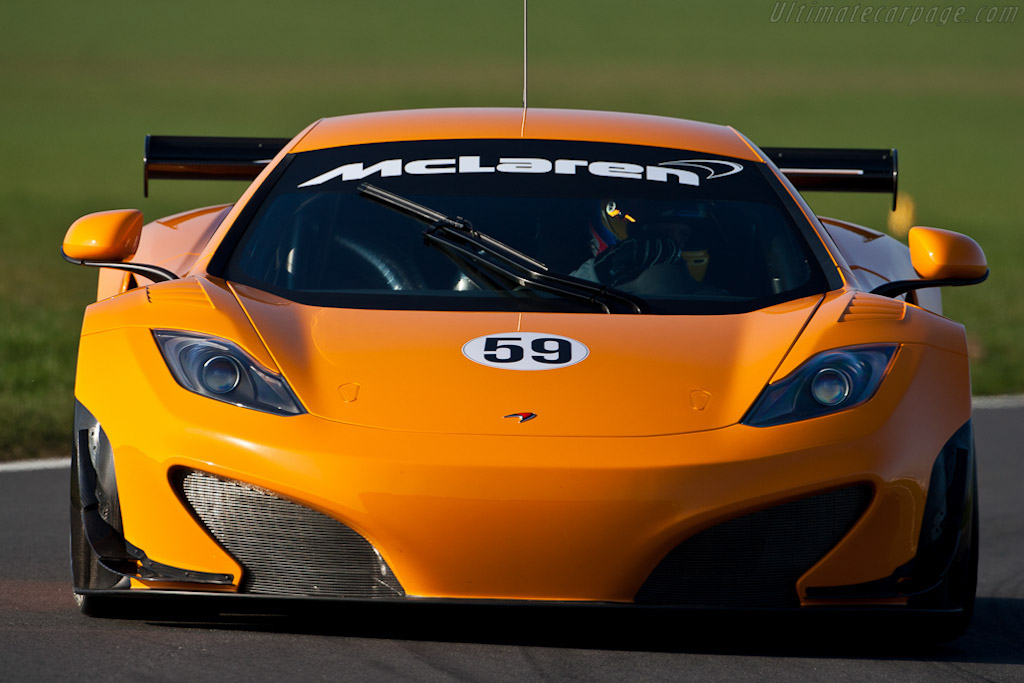 Click here to open the McLaren MP4-12C GT3 gallery