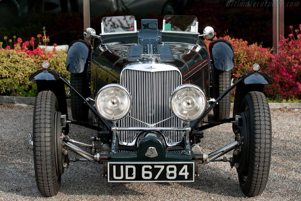 Squire 1500 Markham Roadster - Chassis: X102   - 2010 Concorso d'Eleganza Villa d'Este