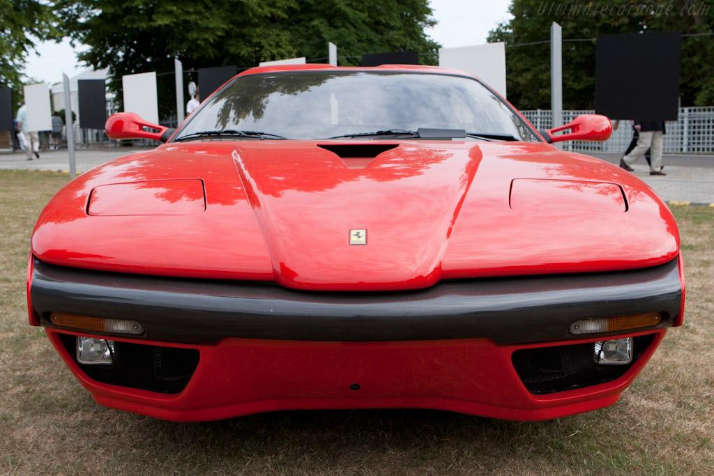 Ferrari FZ93 - Chassis: 83935   - 2010 Goodwood Festival of Speed