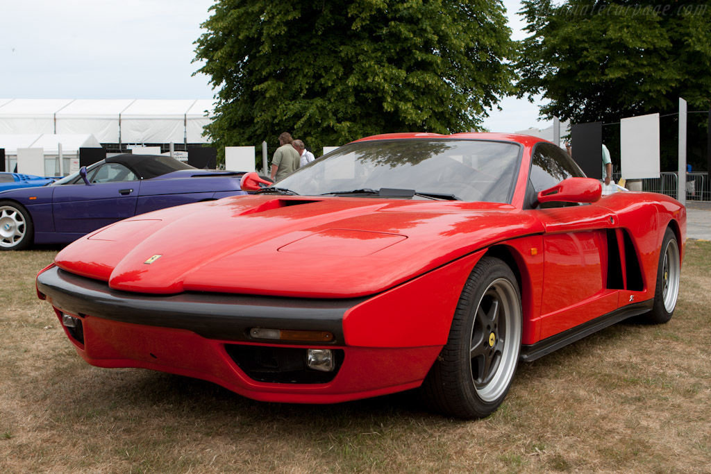 Click here to open the Ferrari FZ93 gallery