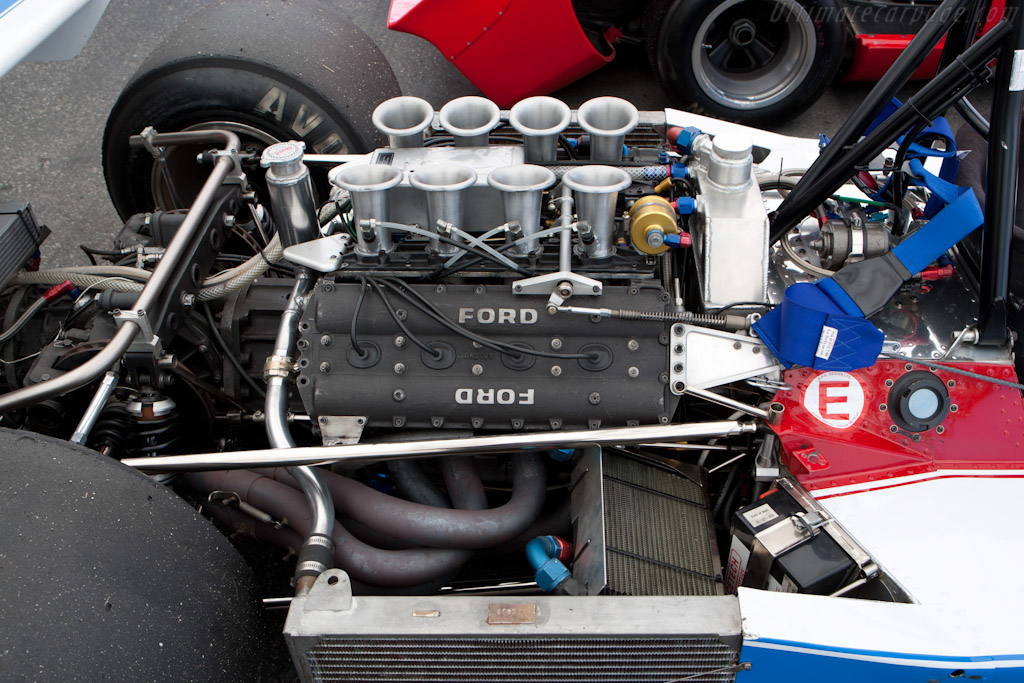 Penske PC4 Cosworth - Chassis: PC4/001   - 2010 Monterey Motorsports Reunion