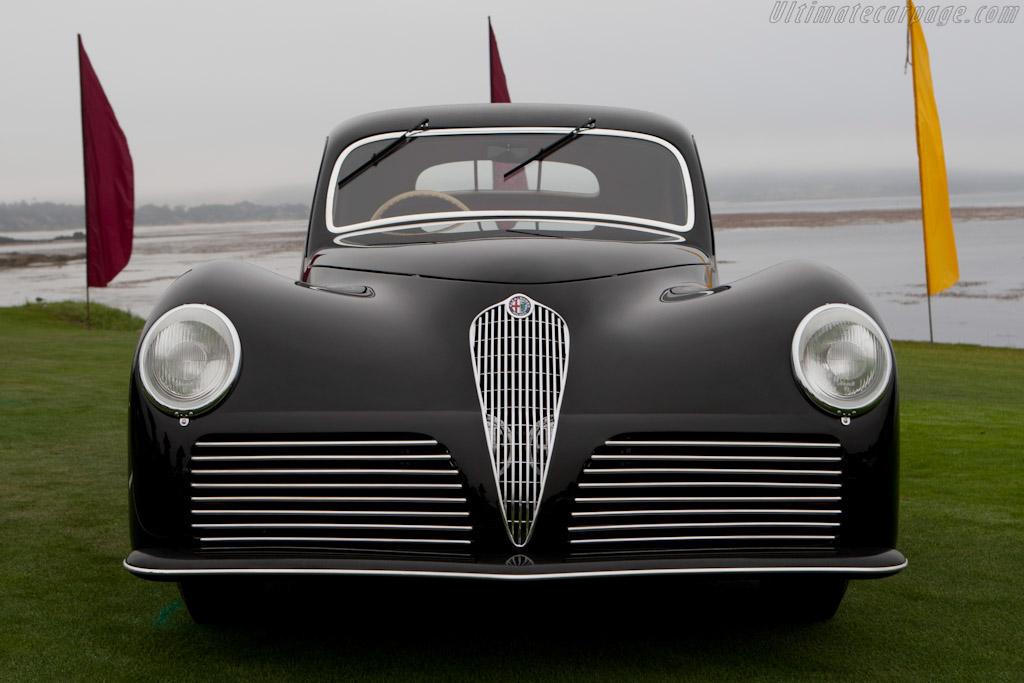 Alfa Romeo 6C 2500 SS Bertone Coupe - Chassis: 915516   - 2010 Pebble Beach Concours d'Elegance