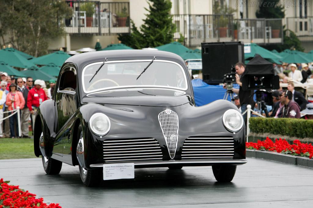 Alfa Romeo 6C 2500 SS Bertone Coupe - Chassis: 915516  - 2010 Pebble Beach Concours d'Elegance