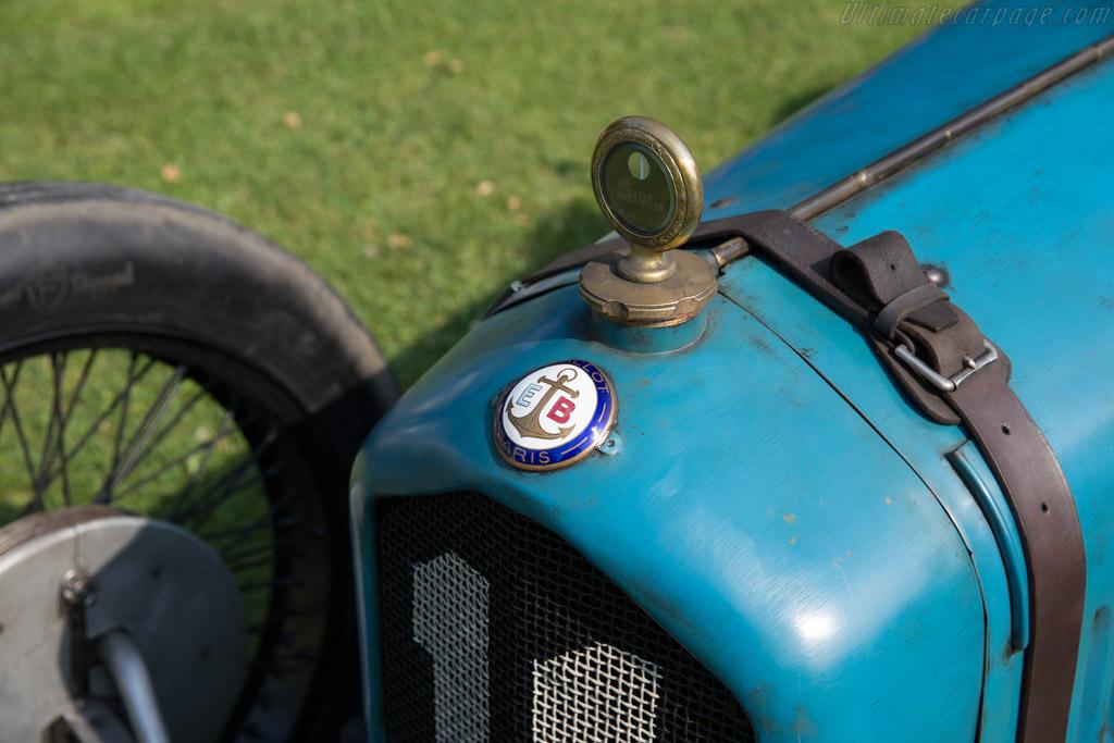 Ballot 3/8 LC - Chassis: 1006   - 2017 Concorso d'Eleganza Villa d'Este