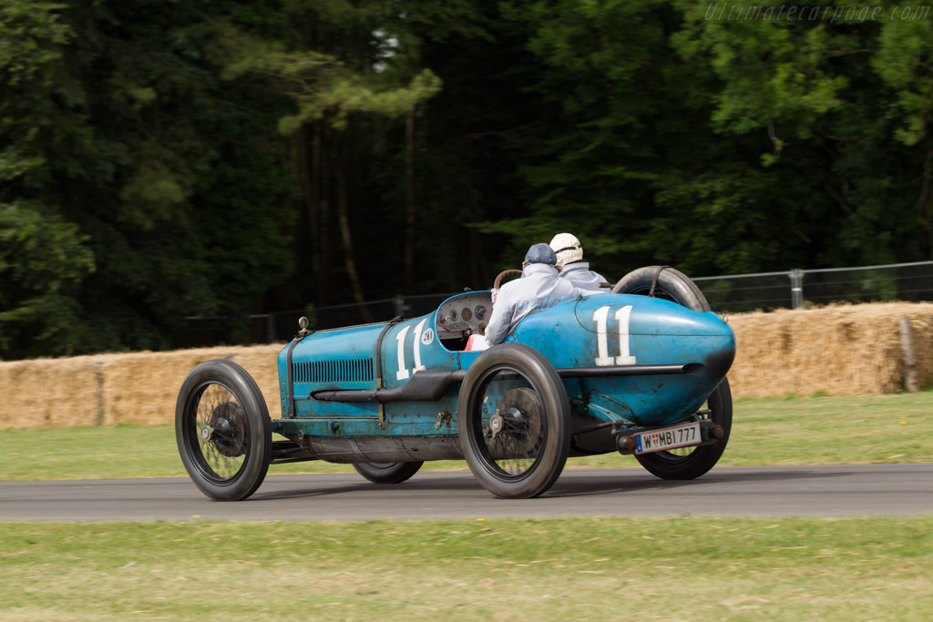 Ballot 3/8 LC - Chassis: 1006   - 2017 Goodwood Festival of Speed