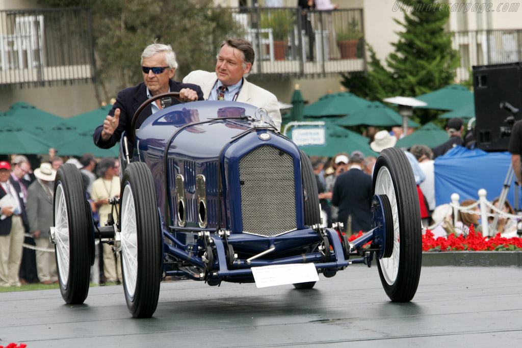 Ballot 3/8 LC - Chassis: 1007   - 2010 Pebble Beach Concours d'Elegance