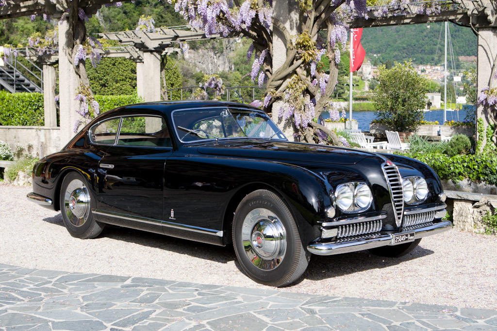 Click here to open the Alfa Romeo 6C 2500 SS Pinin Farina Coupe gallery