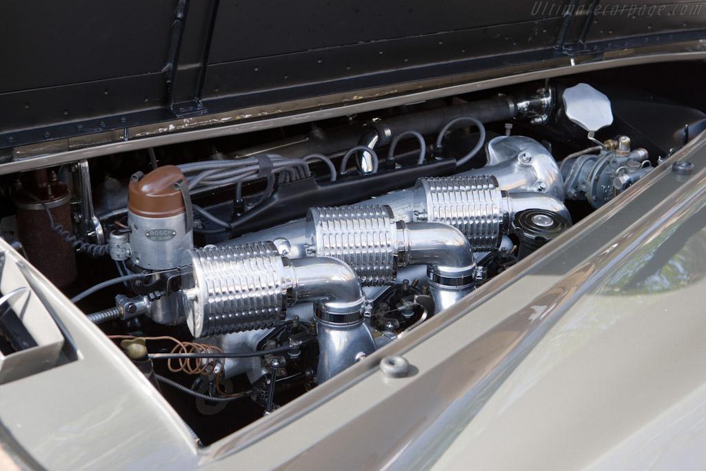 Alfa Romeo 6C 2500 SS Pinin Farina Spider - Chassis: 915026   - 2008 Concorso d'Eleganza Villa d'Este