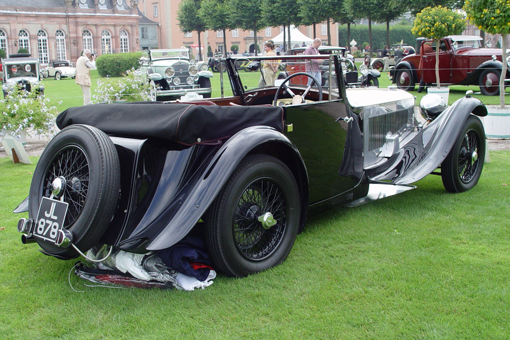 Invicta S-Type 'Low Chassis' Corsica Tourer - Chassis: S140   - 2003 European Concours d'Elegance